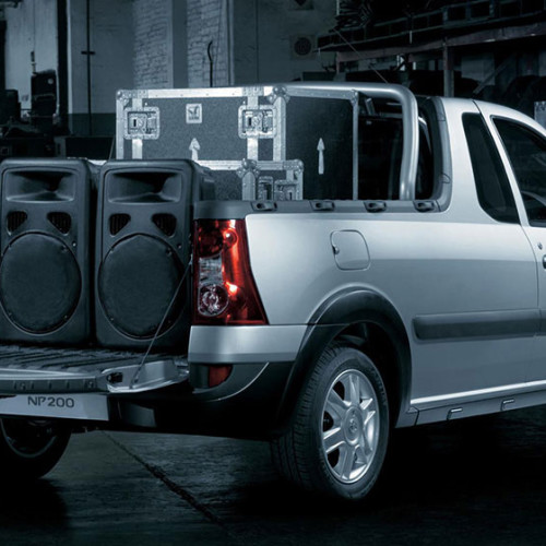 Nissan NP200 | Produkta Nissan