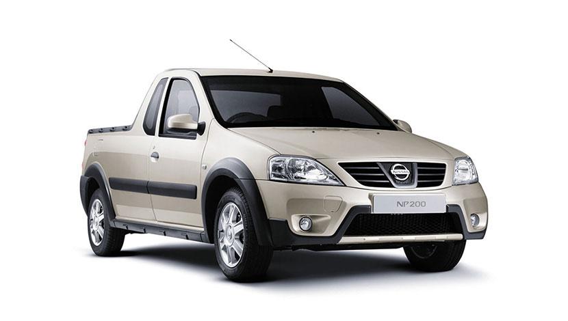 Nissan Np200 Produkta Nissan