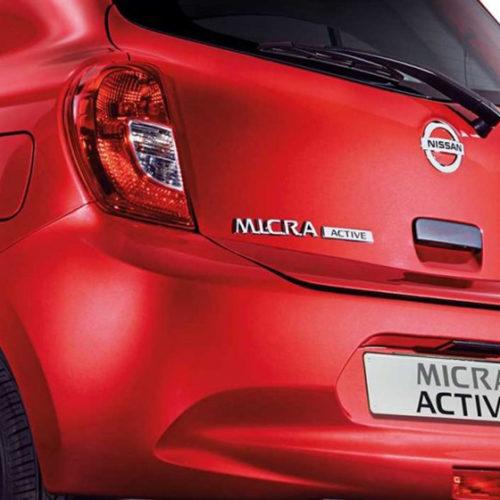 Micra Active